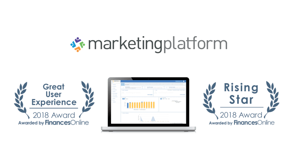 MarketingPlatform Gets High Score Under the Marketing Automation Software Category from the Leading Platform for SaaS Reviews