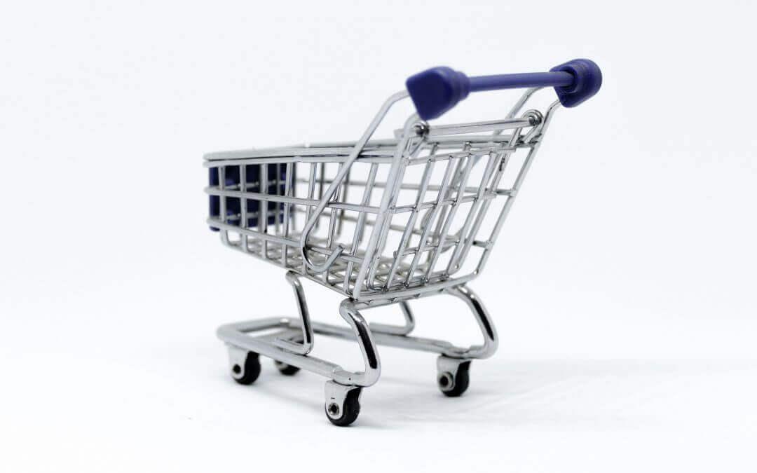 Forladt varekurv – Sådan vinder du kunden tilbage
