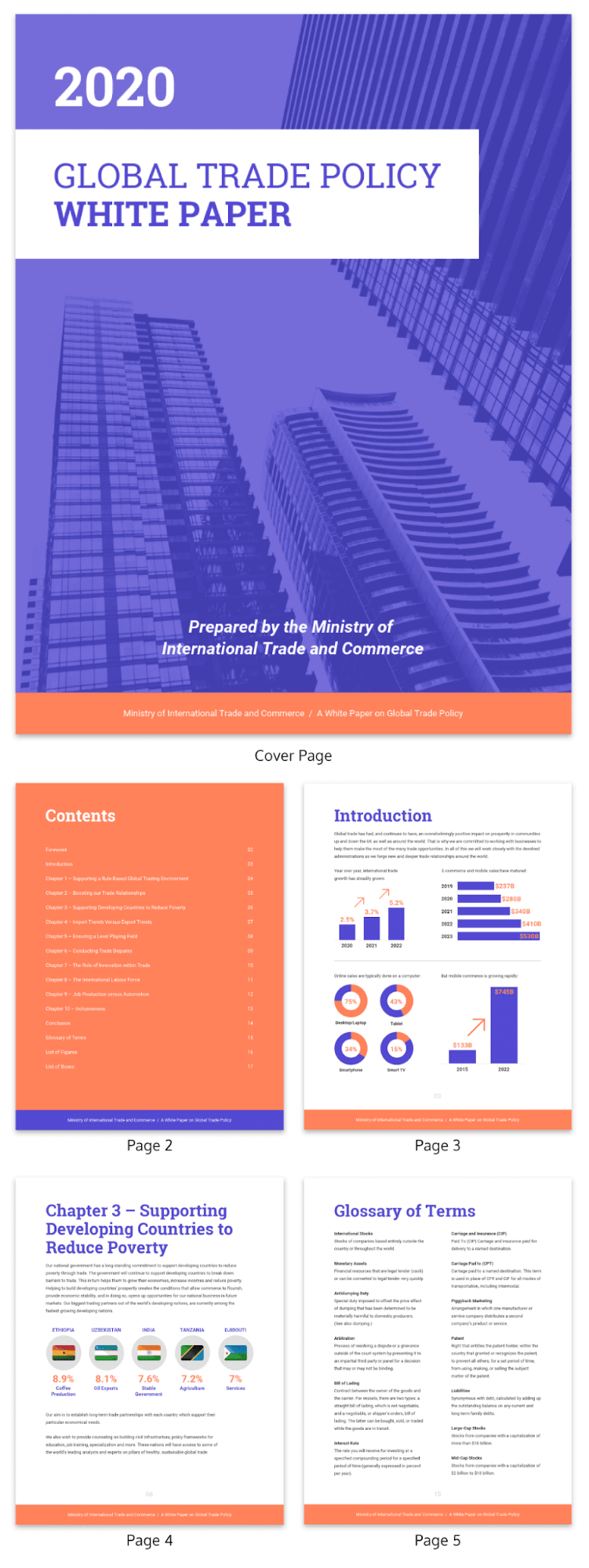 An example of White Paper with genuine value for the potential customer.