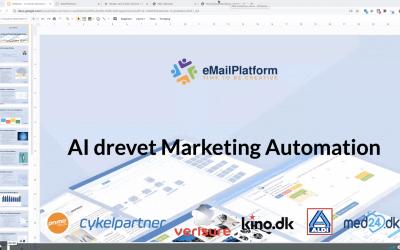 Webinar: AI i Marketing Automation