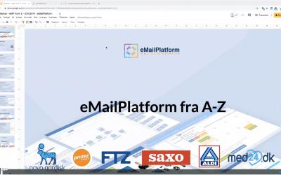 Webinar: MarketingPlatform fra A-Z