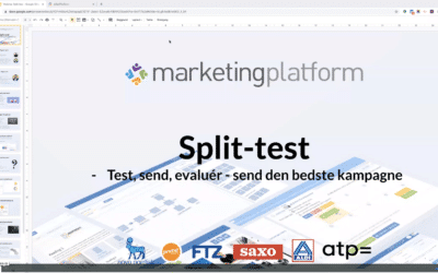 Webinar: Split-test