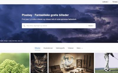 Gratis bildebank – Hvordan finne gratis bilder