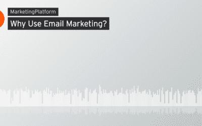 Hvorfor bruge Email Marketing?