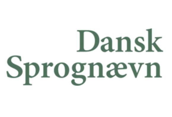 Dansk Sprognævn logo