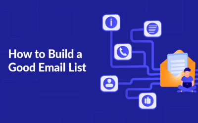 How to Build a Good Email List
